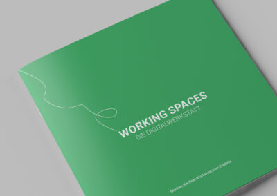 #WORKING SPACES