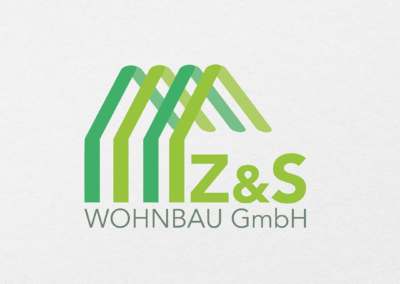 #Z&S Wohnbau GmbH Corporate Design