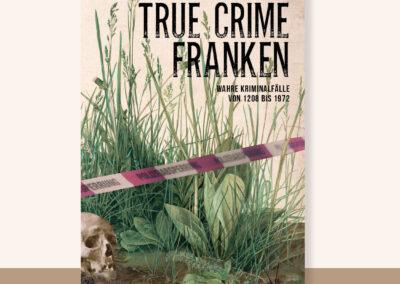 #TRUE CRIME FRANKEN BUCHCOVER